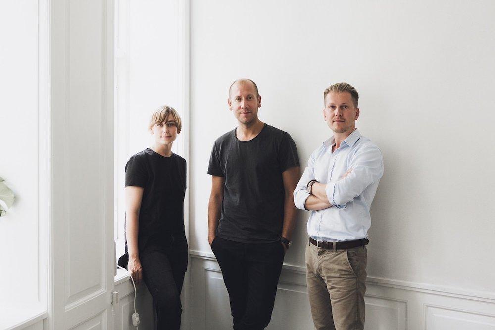 NORM ARCHITECTS - Linda Korndal, Jonas Bjerre-Poulsen e Kasper Ronn