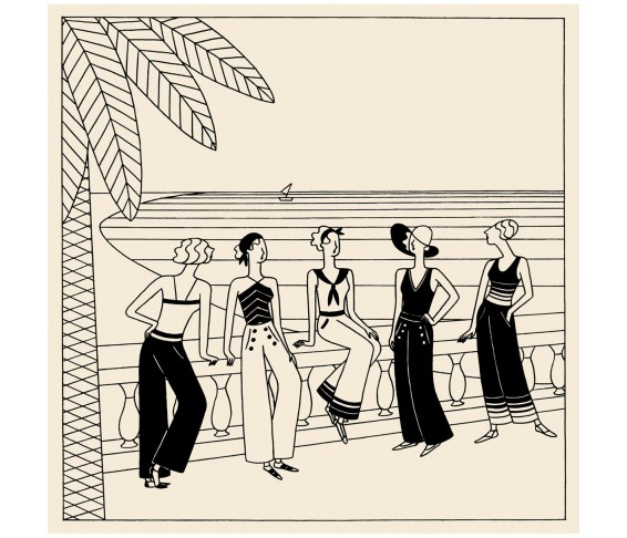 Fashion in the 30s