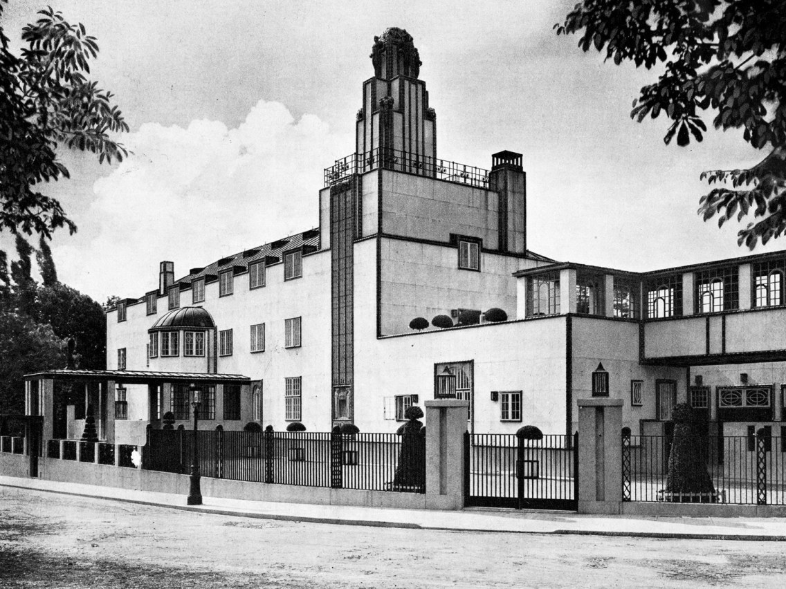 Palazzo Stoclet - J. Hoffman