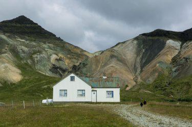 Á means river   Ísland – Luca Arena