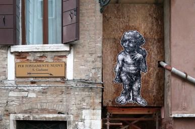 Asimmetria, disarmonia, sfiguramento e deformazione - Venezia 2016 - © SNEM