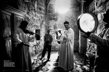 Ivo Saglietti – Monastero Mar Musa