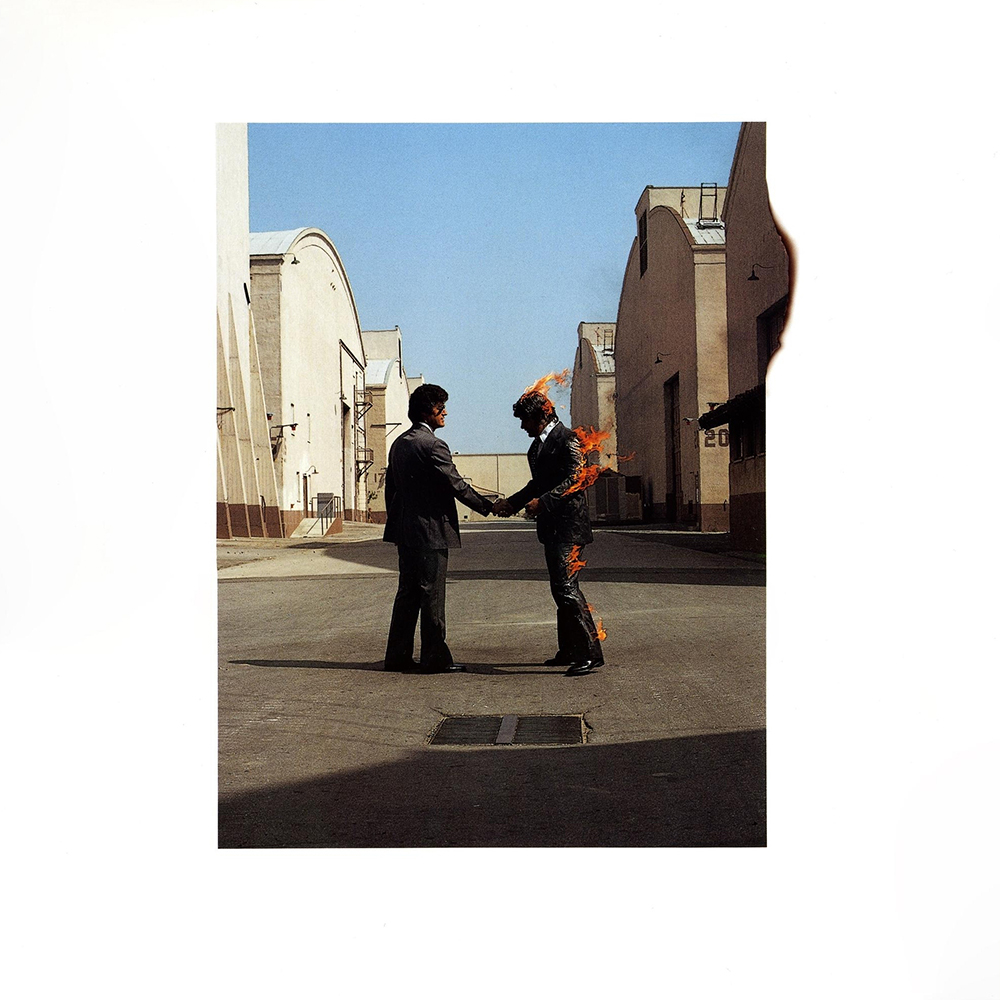 Wish You Were Here – © Hipgnosis