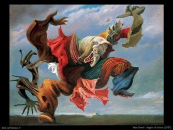 Max Ernst –The Fireside Angel