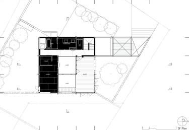 Corrugated sheet House, Daisuke Yamashita Architects