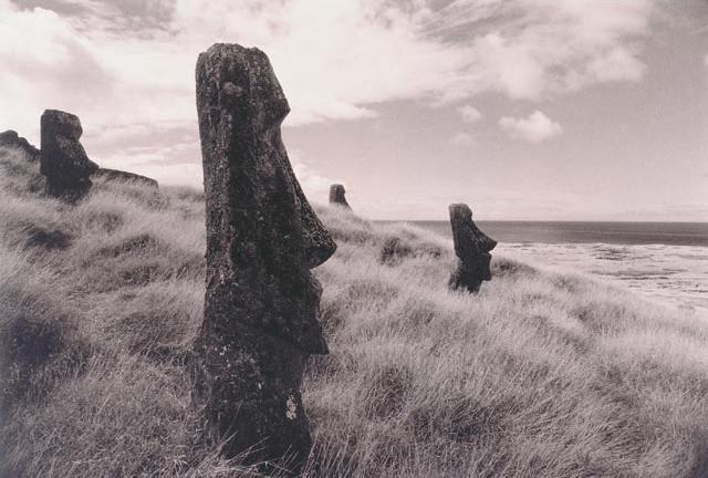 Eastern Island 9, 1989_Kenro Izus