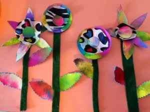 Arty Crafty Kids - Cling Film Art