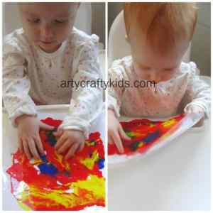 Arty Crafty Kids - Sensory Art