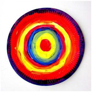 Arty Crafty Kids - Books -Paper Plate Snail