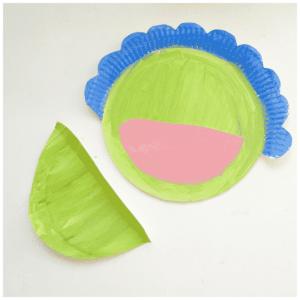 Arty Crafty Kids - Craft - Paper Plate Dinosaur