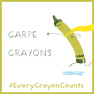 Arty Crafty Kids - Book Club - #everycrayoncounts