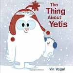 Arty Crafty Kids - Book Club - Book Review - Craft Ideas for Kids - The Thing about Yetis