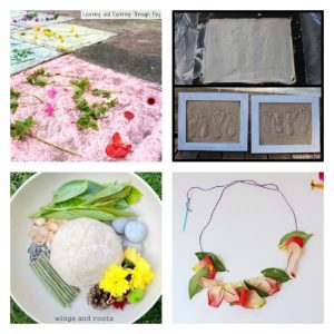 Arty Crafty Kids - Craft - Craft Ideas for Kids - Nature Crafts for Kids