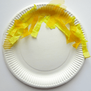 Arty Crafty Kids - Craft - Craft Ideas for Kids - Paper Plate Scarecrow