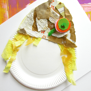 Arty Crafty Kids - Craft - Craft Ideas for Kids - Paper Plate Scarecrow  sc 1 st  Arty Crafty Kids & Paper Plate Scarecrow - Arty Crafty Kids