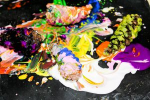 Arty Crafty Kids - Art - Easy Kids Art - Pinecone Painting Kids Nature Art