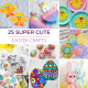 Arty Crafty Kids | Craft | Easter Crafts for Kids | 22 Super Cute Easter Crafts