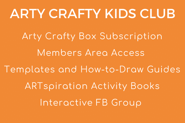 Arty Crafty Kids Club