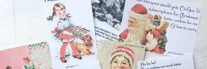 Hintable Printable: Christmas Edition