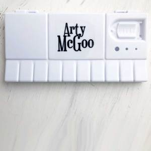 Arty McGoo's Paint Palette