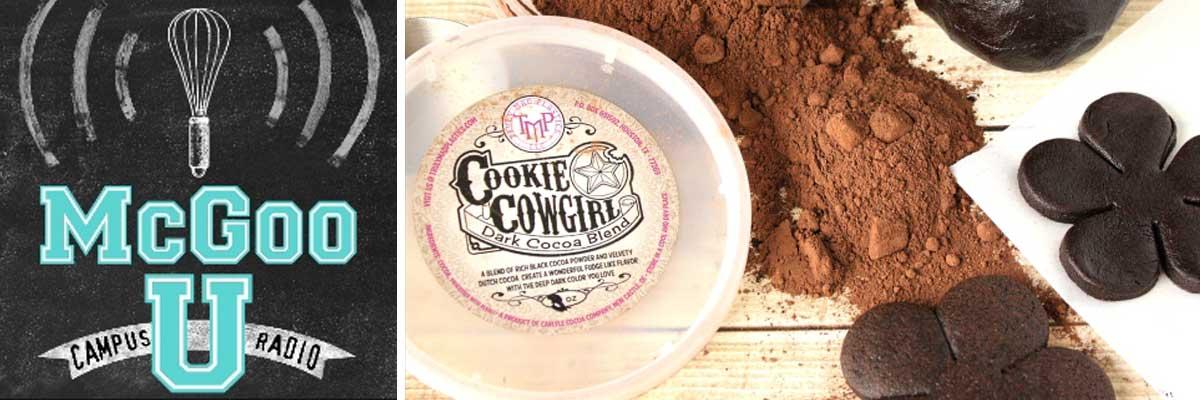 Duke Football Cookies, Eddie's Bakery Helps CA, SugarBot on TV and Cookie Cowgirl Interview