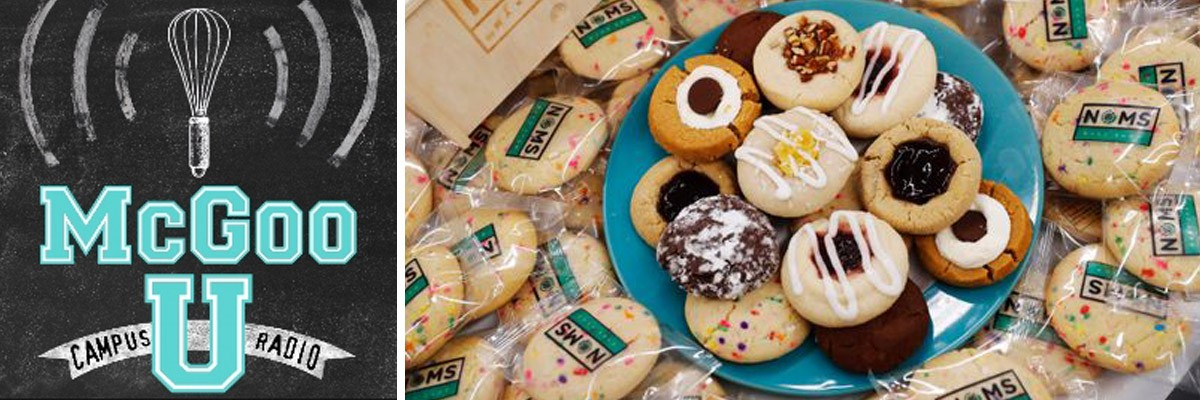 The Official Cookie of North Carolina, Nom's Bake Shop, Biscotto Cookies, and an interview with Anne Yorks of Flour Box Bakery