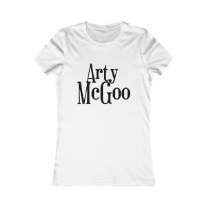 Arty McGoo Tee