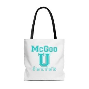 McGoo U Tote Bag