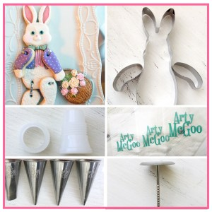Arty's Easter Cookie – Party In-a-Box Bundle