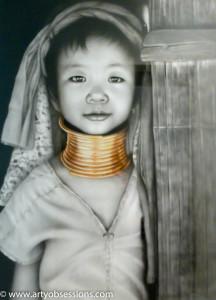 Art Class in Chiang Mai