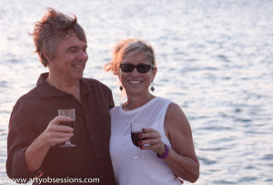 artyobsessions-pascale and bruce