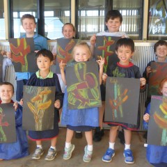 Arty Kids – Term 2 2016 – Gallery 5