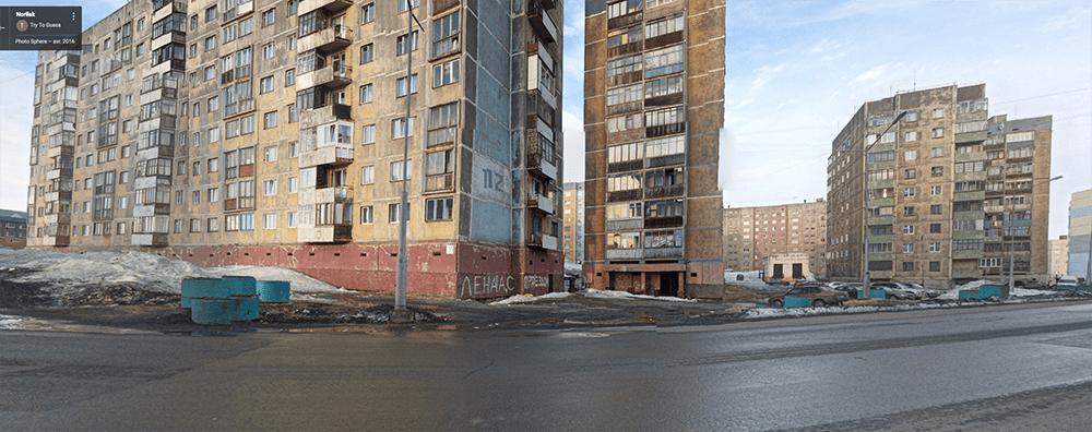 Une architecture riante