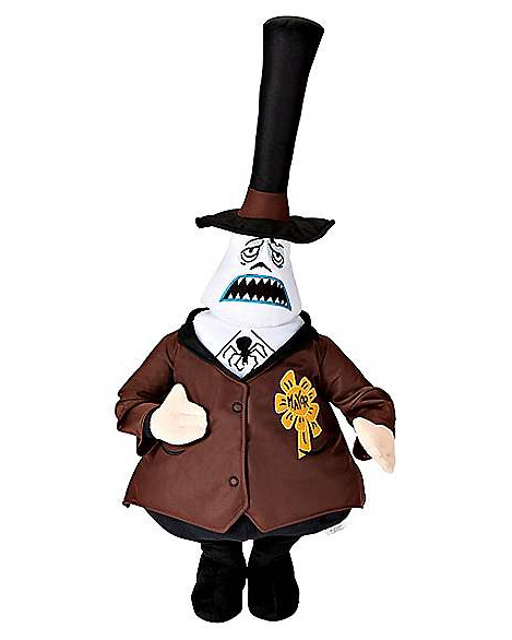 Mayor of Halloween Town Greeter Decoration