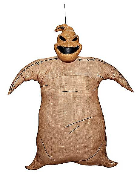 Oogie Boogie Hanging Decoration