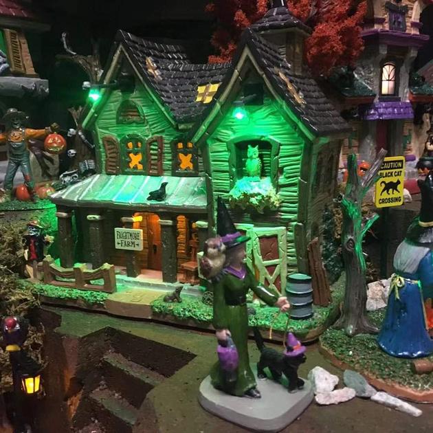 Halloween 2020 Village Lemax Previews 2020 Spooky Town Halloween Village   Halloween