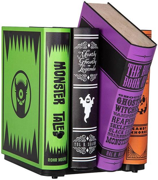 Moving Monster Books
