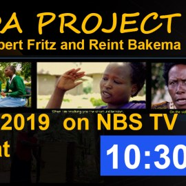 The Uganda Project Live at NBS TV
