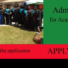 Applications open for Bachelors of Rural Development(BRD) 2020-2021 Academic Year.