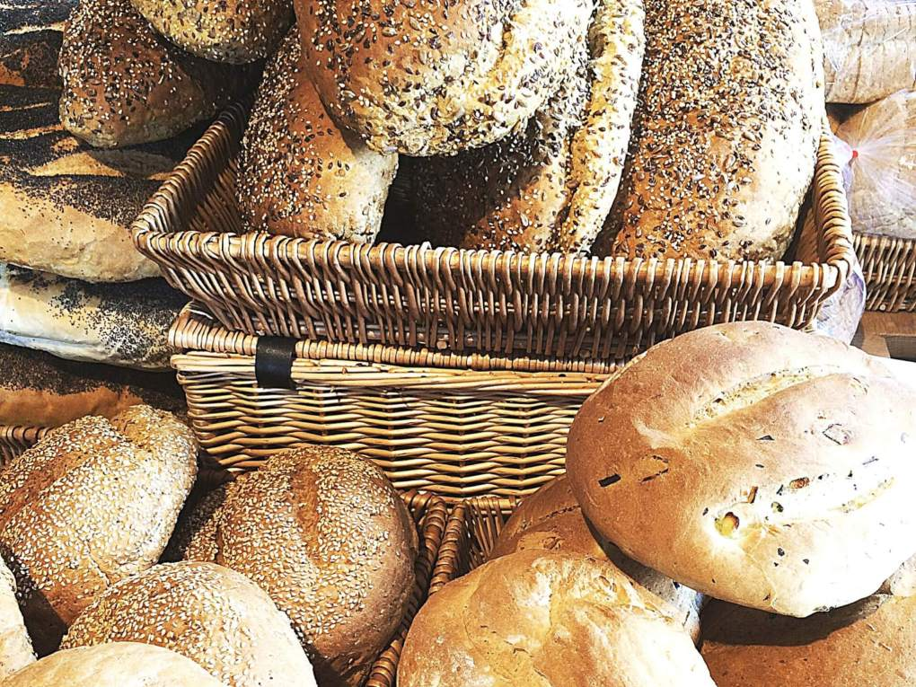 Picture of bread for sale