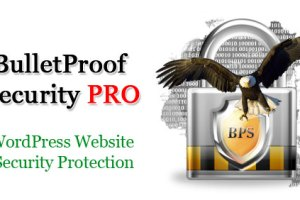 Plugin BulletProof Security Pro