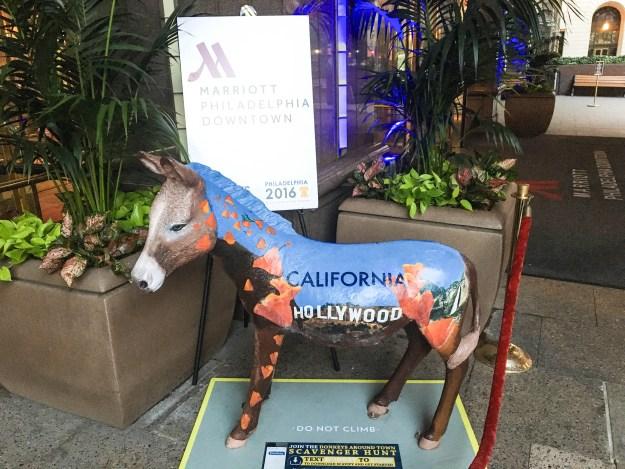 california donkey