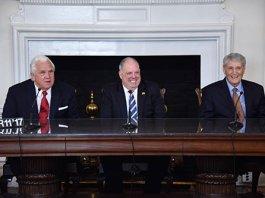 Hogan, Miller, and Busch