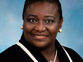 Former Judicial Court Candidate, Claudia Barber.