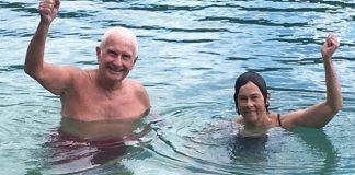 John Nilsen and Patricia Beatley-Patterson