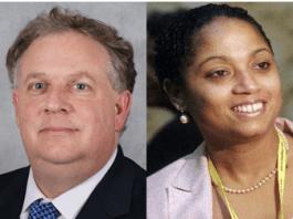 Anti Gerrymandering Delegates Malone and Pena Melnyk