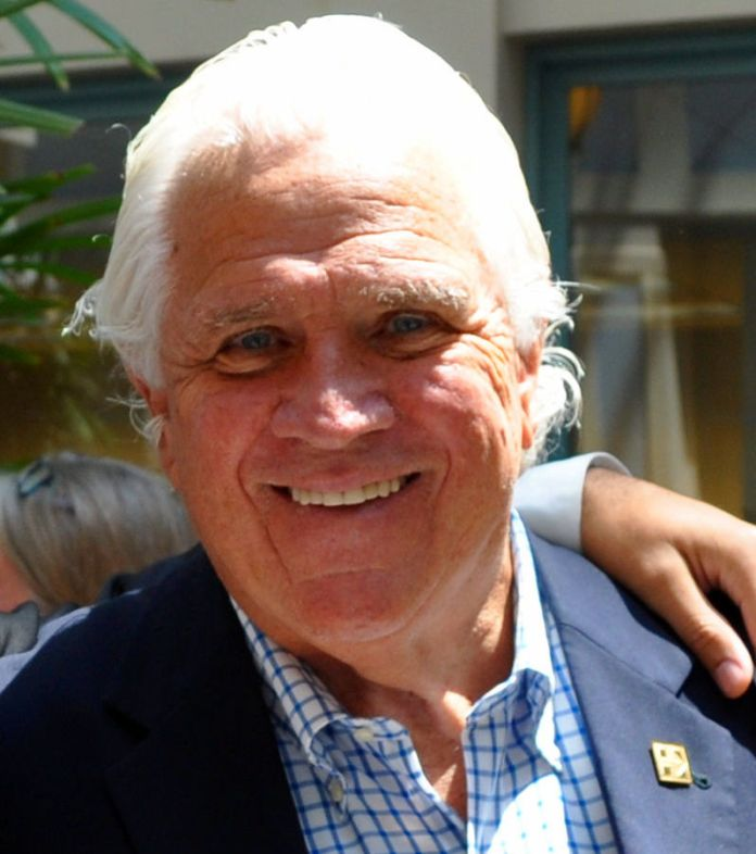 Thomas V. Mike Miller, President of the Maryland Senate in 2016: Photo: Wikimedia Commons. Edward Kimmel