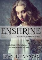 Enshrine book cover