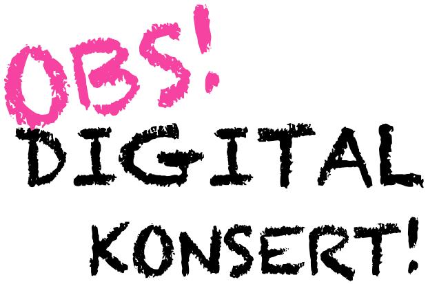 Digital konsert