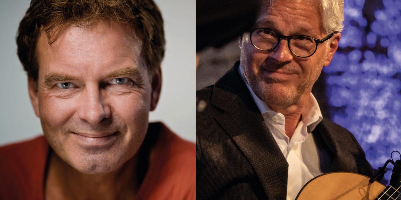 Olle Persson och Mats Bergström